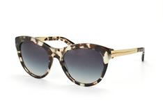 Dolce&Gabbana DG 4243 2888/8G, Butterfly Sonnenbrillen, Grau