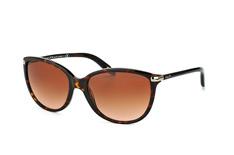 Ralph RA 5160 510/13, Butterfly Sonnenbrillen, Braun