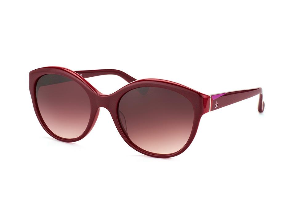 ck 4261S 060, Round Sonnenbrillen, Rot