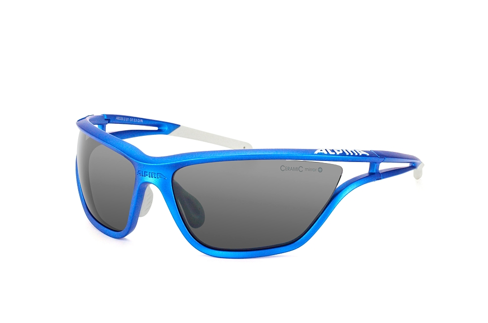 Eye-5 A8536 081, Sporty Sonnenbrillen, Blau