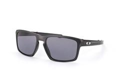 Oakley Sliver F OO 9246 01, Sporty Sonnenbrillen, Schwarz