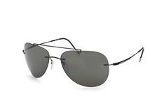 silhouette-8142-50-6200-aviator-sonnenbrillen-schwarz