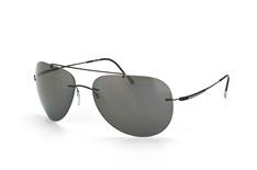 silhouette-8667-50-6200-aviator-sonnenbrillen-schwarz