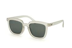 Le Specs Easy Cowboy LSP 1402011, Square Sonnenbrillen, Transparent