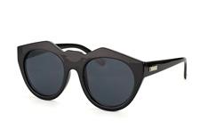 Le Specs Neo Noir LSP 1402000, Round Sonnenbrillen, Schwarz
