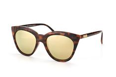 Le Specs Halfmoon Magic LSP 1402042, Butterfly Sonnenbrillen, Braun