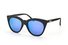Le Specs Halfmoon Magic LSP 1402041, Butterfly Sonnenbrillen, Schwarz