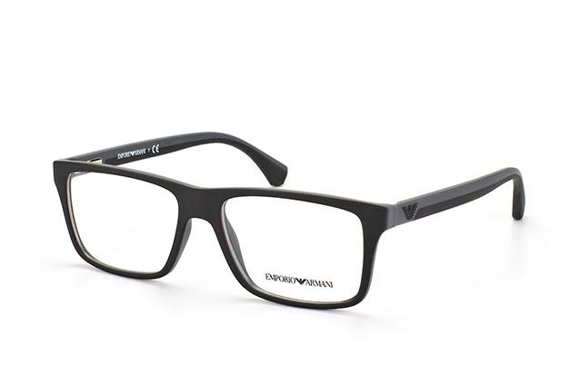 Emporio Armani Herren Brille » EA3034«, schwarz, 5229 - schwarz