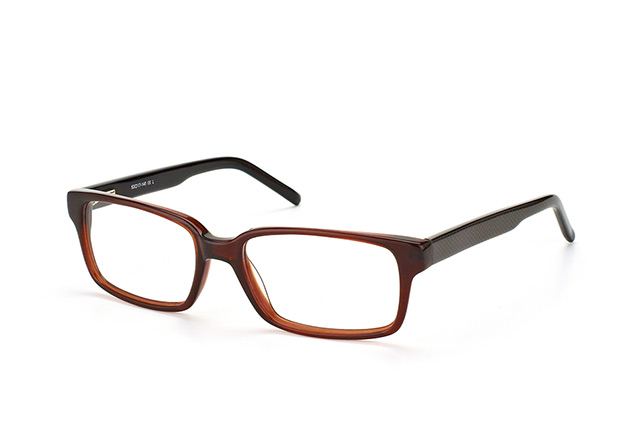 Mister Spex Collection White A99 C perspective view