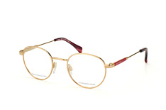 Tommy Hilfiger TH 1309 Z91, Round Brillen, Goldfarben