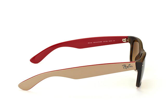Ray-Ban New Wayfarer RB 2132 6181/85 vista en perspectiva