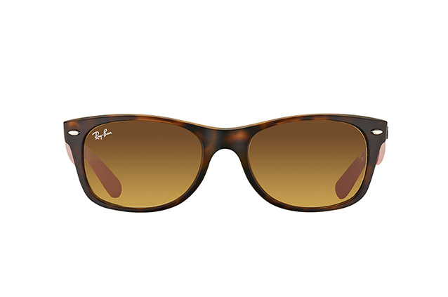 Ray-Ban New Wayfarer RB 2132 6181/85 Perspektivenansicht