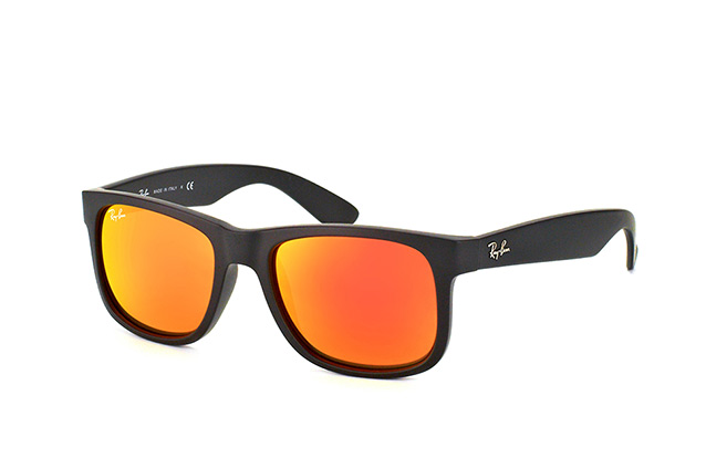 Ray-Ban Justin RB 4165 622/6Q small perspective view