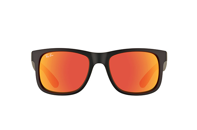 Ray-Ban Justin RB 4165 622/6Q small vista en perspectiva