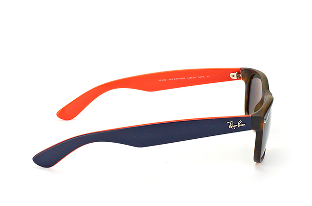 Ray-Ban New Wayfarer RB 2132 6180/R5 perspective view