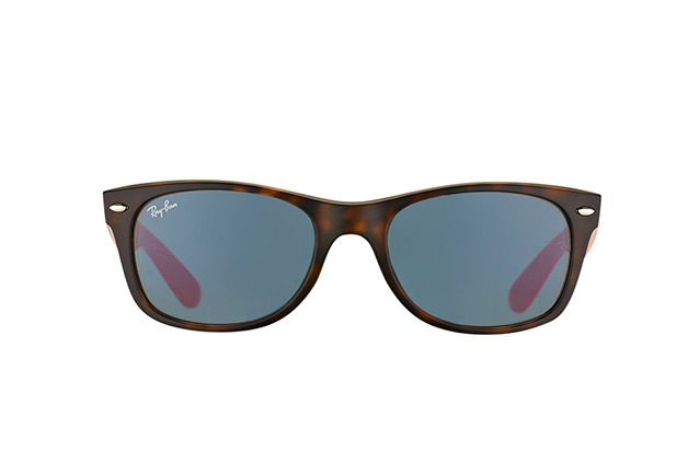 Ray-Ban New Wayfarer RB 2132 6180/R5 vista en perspectiva