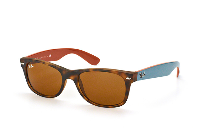 Ray-Ban New Wayfarer RB 2132 6179 Perspektivenansicht