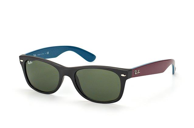 Ray-Ban New Wayfarer RB 2132 6182 Perspektivenansicht
