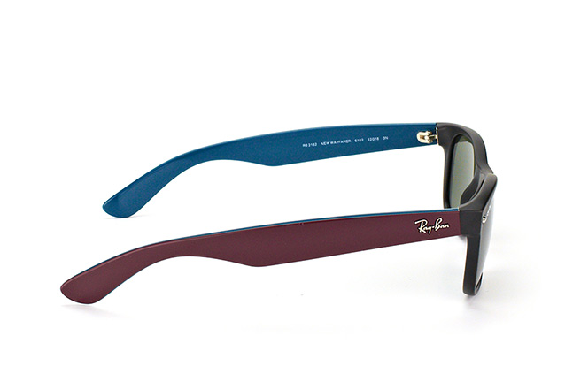 Ray-Ban New Wayfarer RB 2132 6182 perspective view