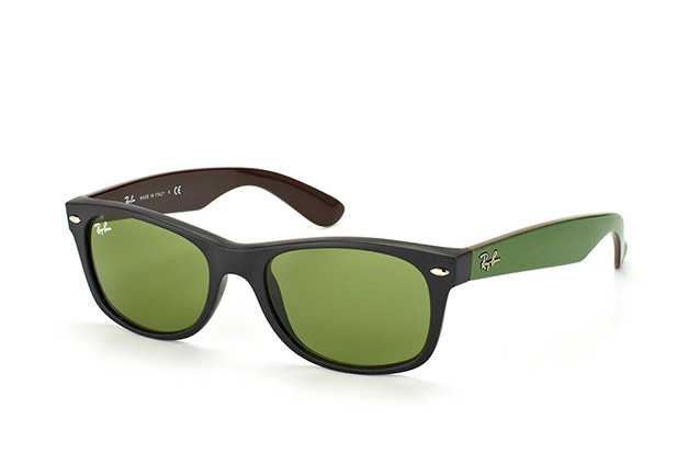 Ray-Ban New Wayfarer RB 2132 6184/4E perspective view