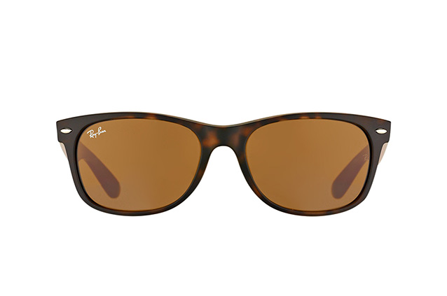 Ray-Ban New Wayfarer RB 2132 6179large vue en perpective