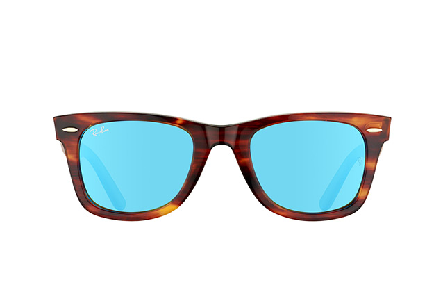 Ray-Ban Wayfarer RB 2140 1176/17 perspective view