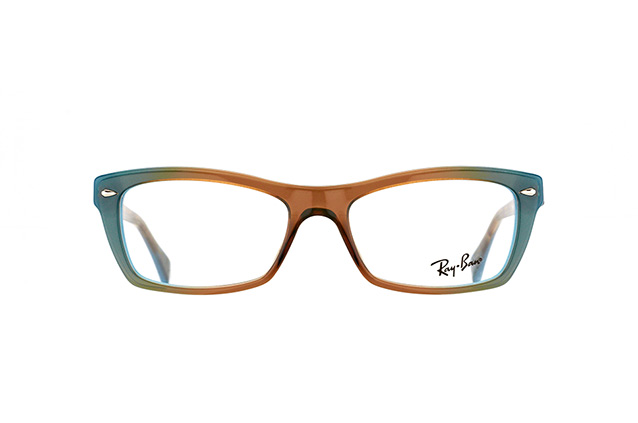 Ray-Ban RX 5255 5490 perspective view
