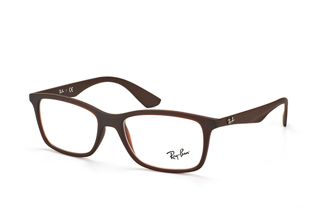 Ray-Ban RX 7047 5451 perspective view