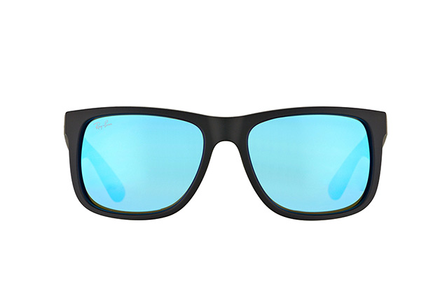Ray-Ban Justin RB 4165 622/55 vista en perspectiva