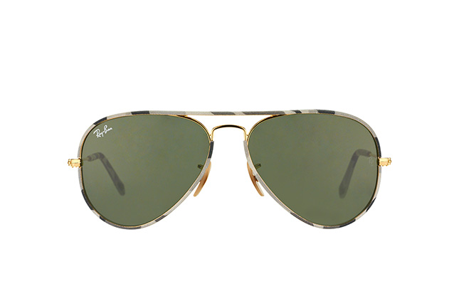 Ray-Ban Aviator  RB 3025 JM 171 small Perspektivenansicht