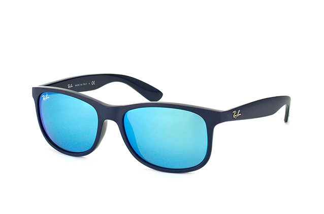 Ray-Ban Andy RB 4202 6153/55 Perspektivenansicht
