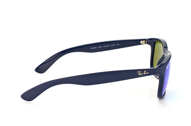 Ray-Ban Andy RB 4202 6153/55 perspective view