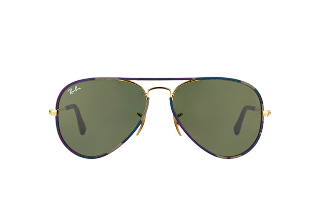 Ray-Ban Aviator  RB 3025 JM 172 small Perspektivenansicht