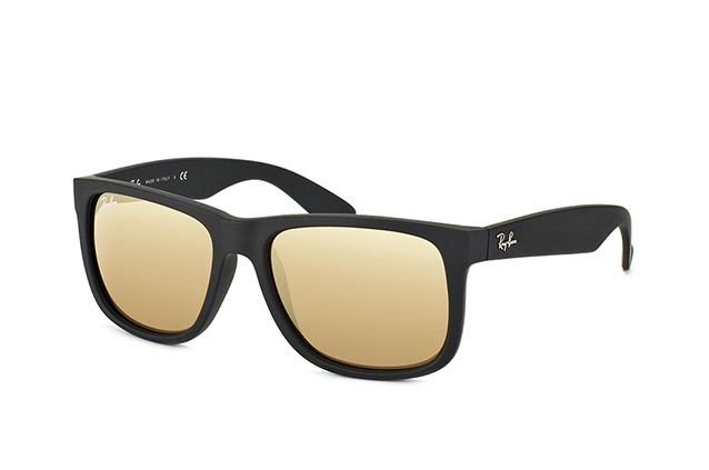 Ray-Ban Justin RB 4165 622/5A perspective view
