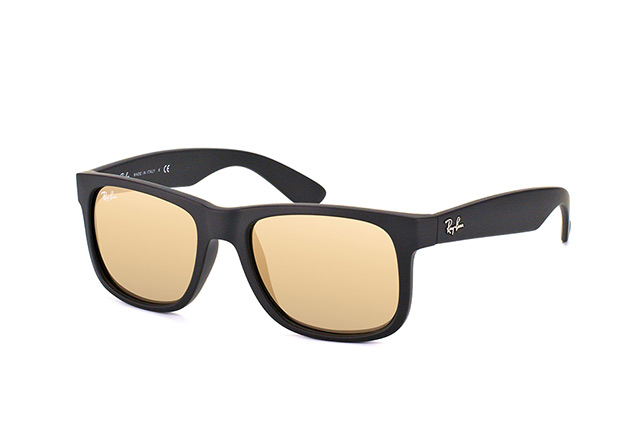 Ray-Ban Justin RB 4165 622/5A small vista en perspectiva