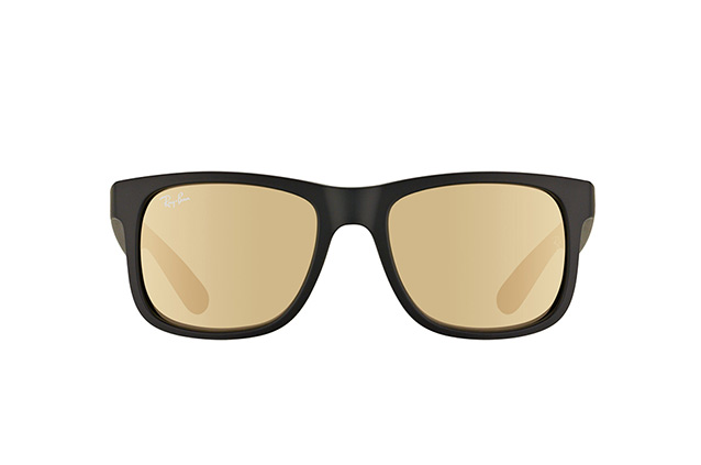 Ray-Ban Justin RB 4165 622/5A small perspective view