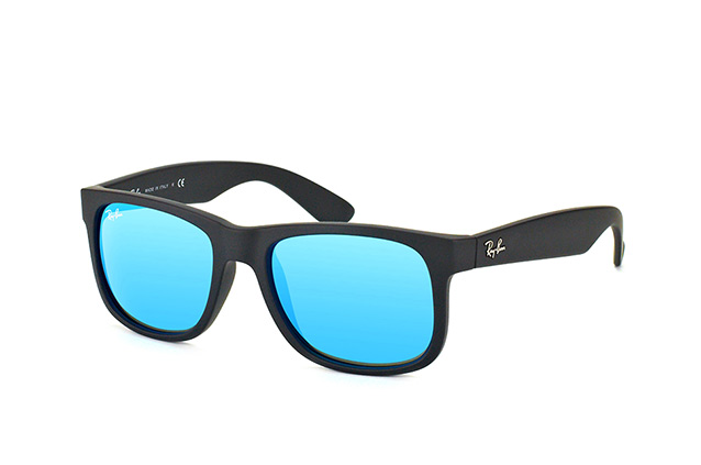Ray-Ban Justin RB 4165 622/55 small perspective view
