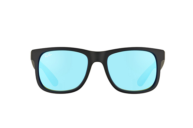 Ray-Ban Justin RB 4165 622/55 small vista en perspectiva