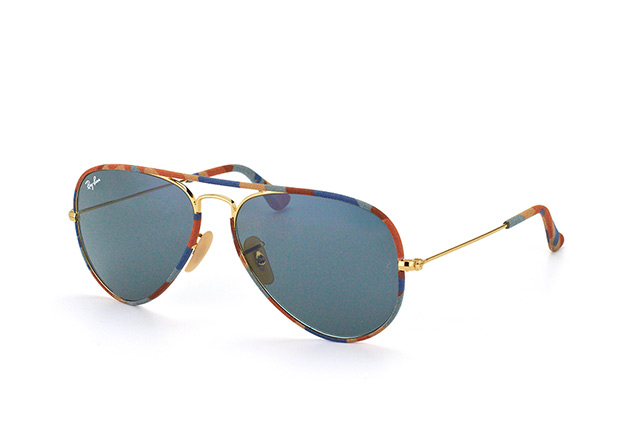 Ray-Ban Aviator RB 3025 JM 170/R5small perspective view