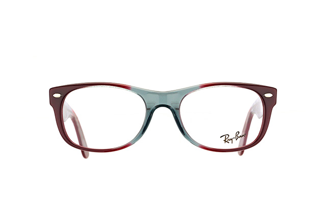 Ray-Ban RX 5184 5517 perspective view