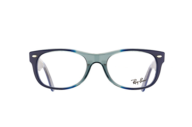 Ray-Ban RX 5184 5516 perspective view