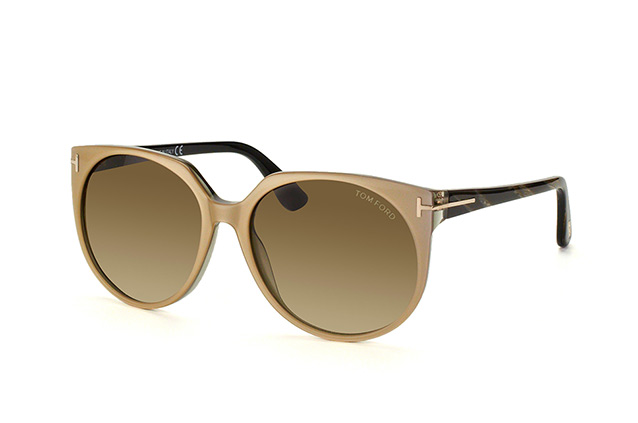 Tom Ford Agatha FT 0370/S 38B Perspektivenansicht