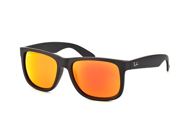1ffefaff43c56 ... Sunglasses  Ray-Ban Justin RB 4165 622 6Q. null perspective view ...