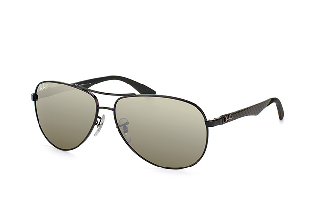 Ray-Ban Carbon Fibre RB 8313 002/K7 vista en perspectiva