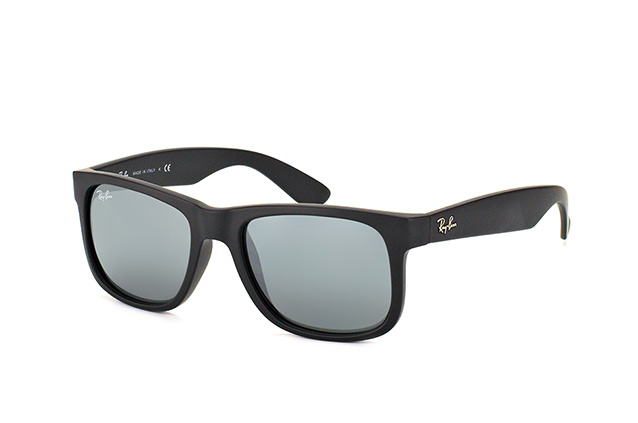 Ray-Ban Justin RB 4165 622/6G small vista en perspectiva
