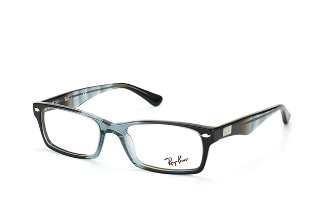 Ray-Ban RX 5206 5515 perspective view
