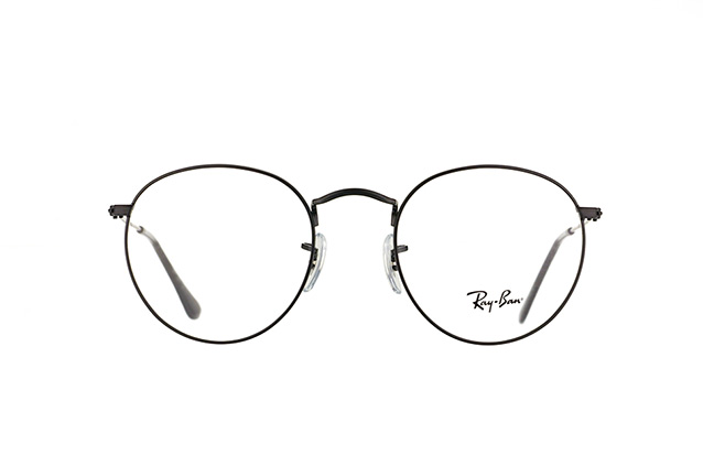 Ray-Ban ROUND METAL RX 3447V 2503 L perspective view