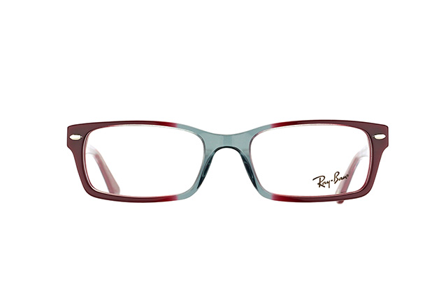 Ray-Ban RX 5206 5517 perspective view