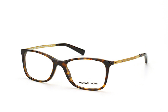 0e079a9e064 ... Michael Kors Glasses  Michael Kors Antibes MK 4016 3006. null perspective  view ...