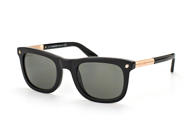 Dsquared2 RONNY DQ 178 01A Perspektivenansicht